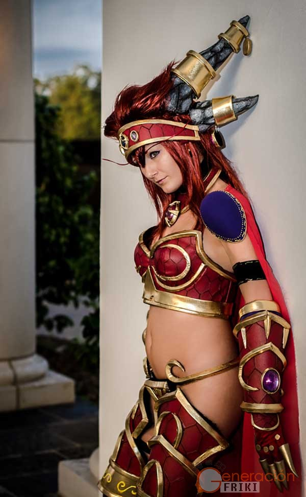 Cosplay-Alexstrasza-Wow-55