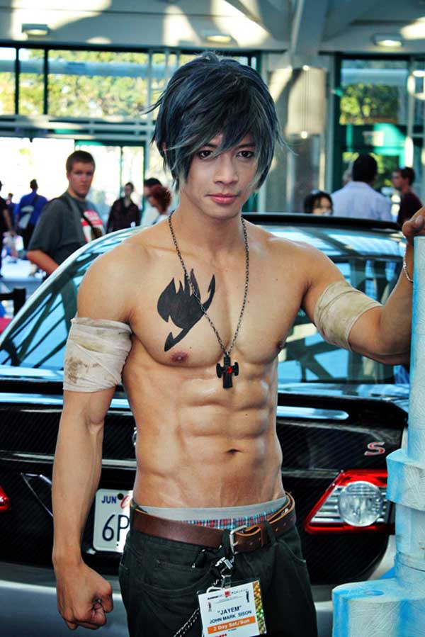 Cosplay-gray-fairy-tail-1
