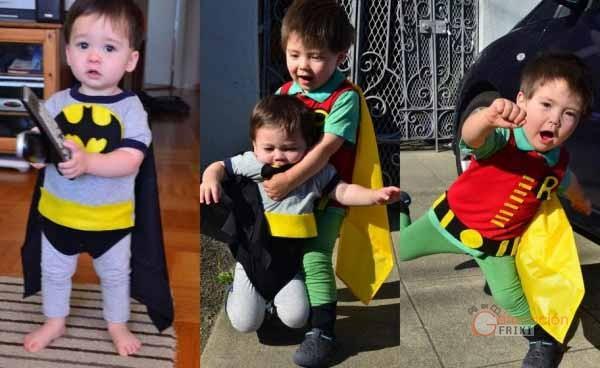 119-Niño-Batman-Robin