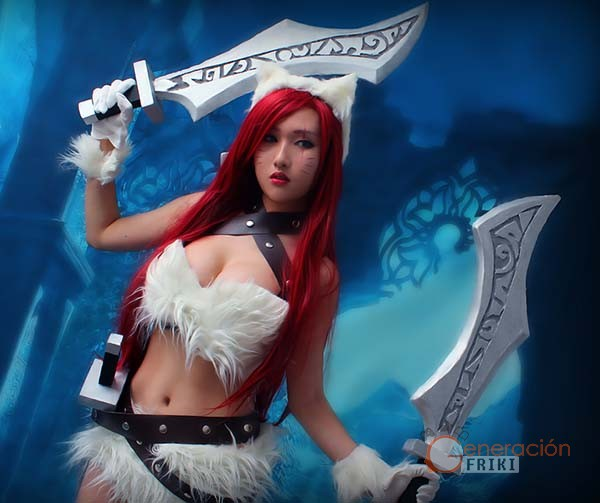 48 Cosplay-Navideño-Kratos