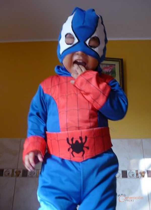 84-Bebe-spiderman