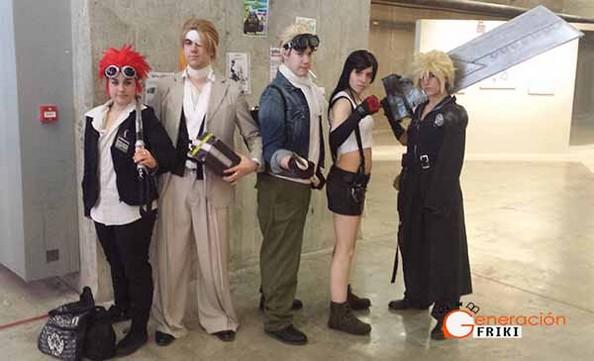 24-Expomanga-2015-Grupal-(Final-Fantasy-VII)-1