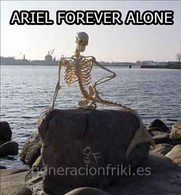 547) 23-07-14 Ariel-forever-alone-Humor