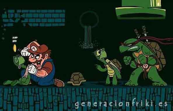 594) 28-08-14 Mario-y-las-Tortugas-Ninja-Humor