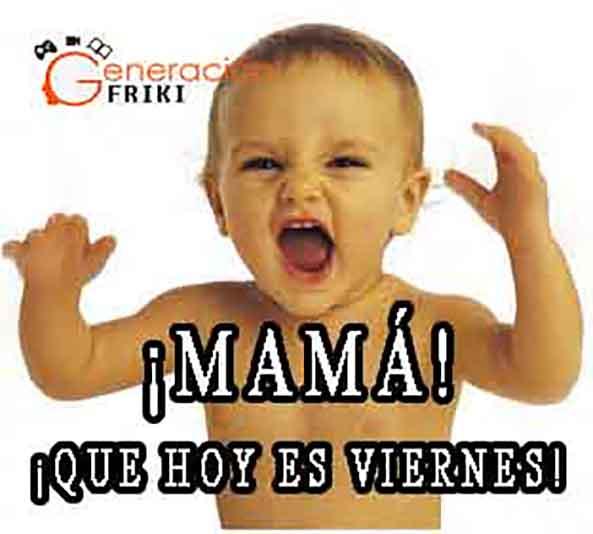 671) 17-10-14 nino-gritando-viernes-Humor