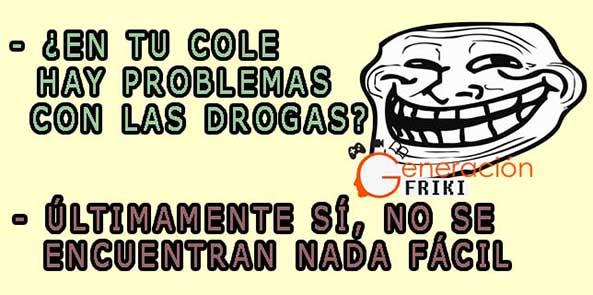688) 23-10-14 cole-problemas-drogas-Humor