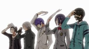 El equipo gubernamental, que como no se quite el uniforme del cole... da igual que lleven máscaras