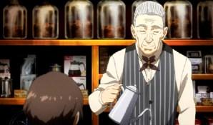 """Humor negro de cafetería: """"Un té de muerte, ¿verdad?"""""""