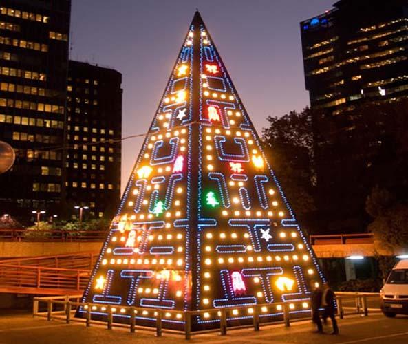 5-Arbol-Navidad-Frikis-PacMan-1a