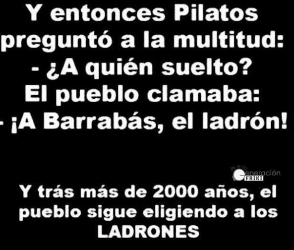 881) 09-03-15 barrabas-ladrones-Humor
