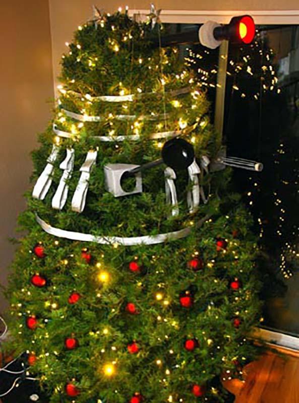 9-Arbol-Navidad-Frikis-dalek-Dr-Who
