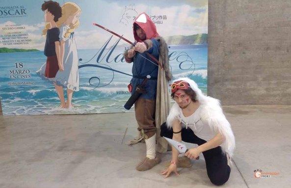 5-Cosplay-Madrid-Otaku-2016-Ashitaka-y-Mononoke