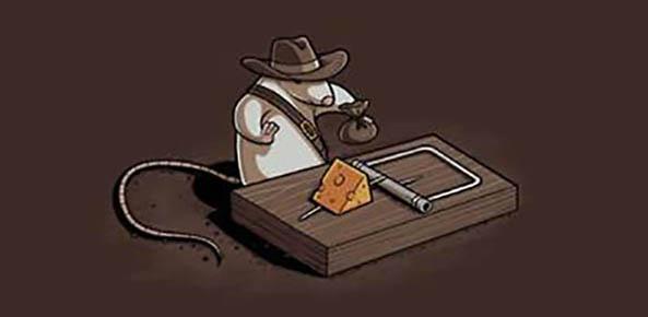 985) 08-06-15 raton-indiana-jones-Humor