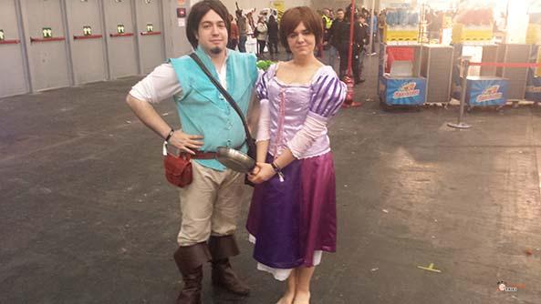 1-Expomanga-2016-Rapunzel-y-Flynn-Enredados