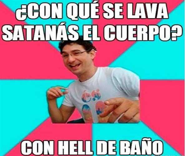 1138) 03-12-15 Bad-Joke-Meme-Satanas-hell-bano-Humor