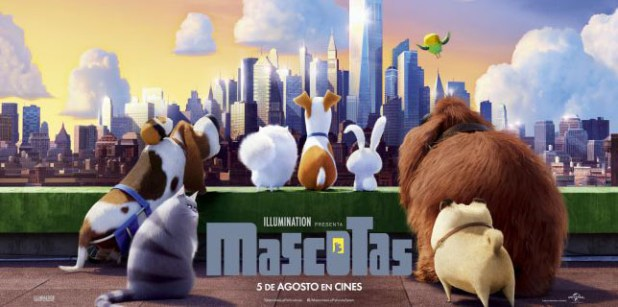 Mascotas (The secret life of Pets)