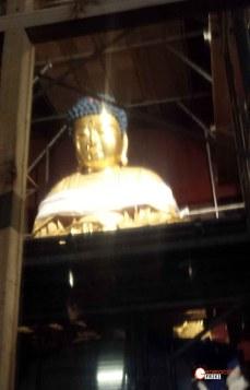 ¡Atisbamos un Buda!