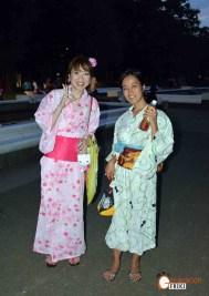 Paseando en yukata