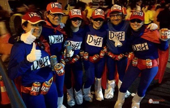 13-San-Silvestre-2016-Generacion-Friki-disfraces-cerveza-Duff-1