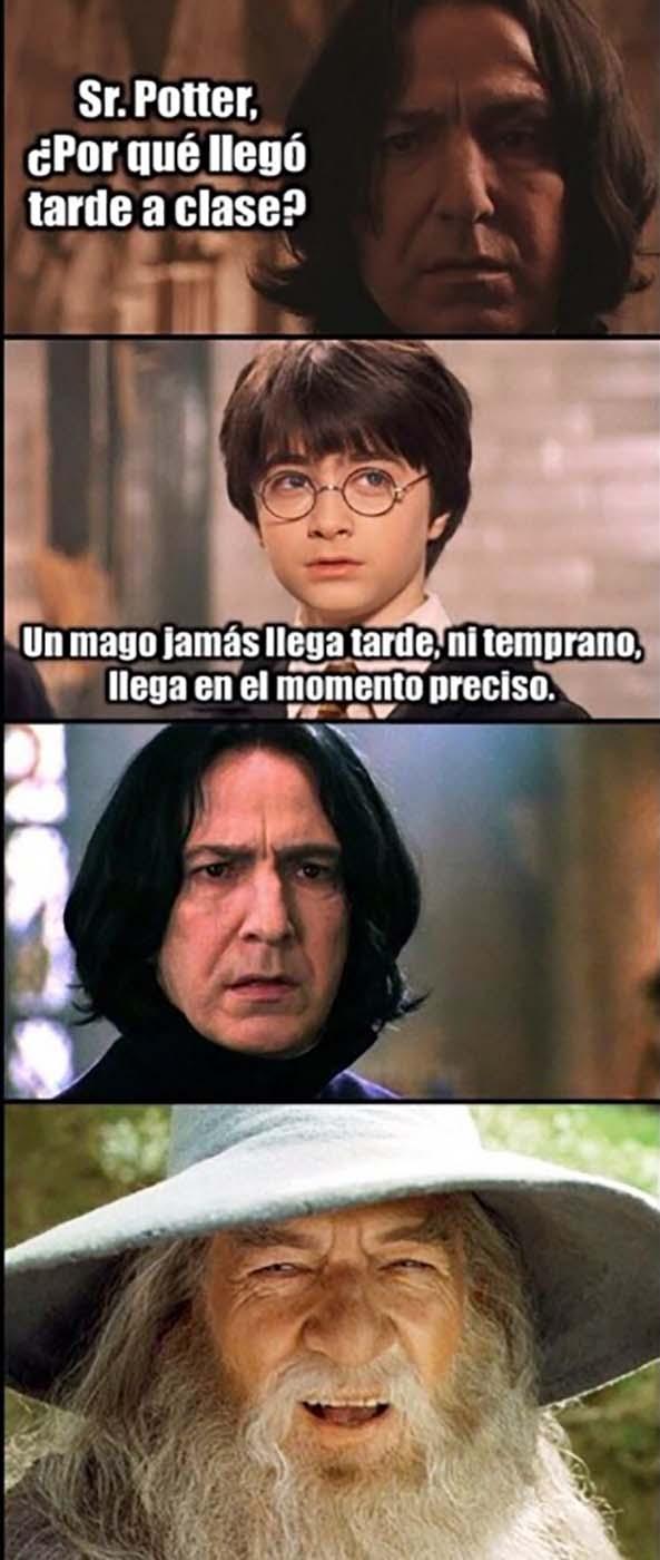1393) 30-10-16 Harry-Potter-mago-no-llega-tarde-Humor