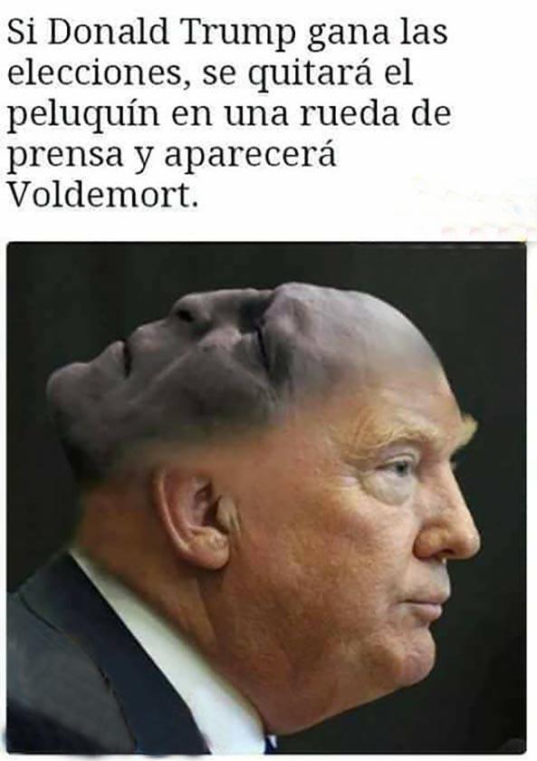 1410) 11-11-16 Trump-Voldemort-Humor