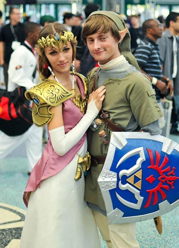6-Cosplay-Link-Zelda-pareja