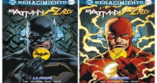 BATMAN/FLASH: LA CHAPA: ¿Aquí viene el universo Watchmen?