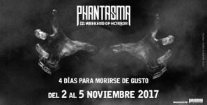 Phantasma (Barcelona) @ Sala Phenomena Experience