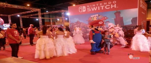 Foto con Mario