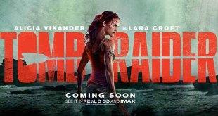 TOMB RAIDER: el comienzo de las aventuras de Lara Croft