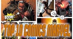 TOP 10: cómics para empezar a leer Marvel