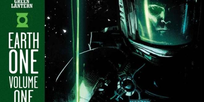 GREEN LANTERN TIERRA UNO: un nuevo acercamiento al héroe de DC