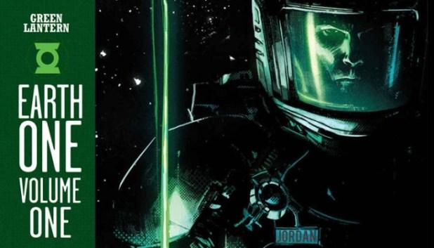 Green Lantern Tierra Uno (vol 1)