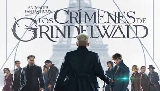 Animales Fantásticos y dónde encontrarlos: Los crímenes de Grindelwald