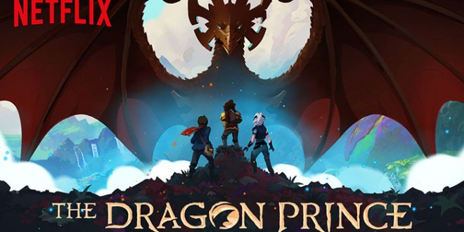 EL PRÍNCIPE DRAGÓN: una gran sorpresa de los creadores de Avatar