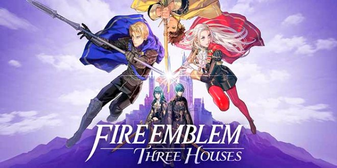FIRE EMBLEM: THREE HOUSES: Más que estrategia, menos que RPG.
