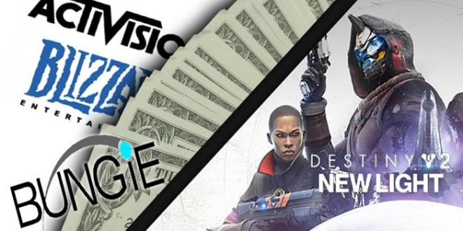 DESTINY 2 NUEVA LUZ Y LA INDUSTRIA: ¿la cultura del videojuego está madurando?