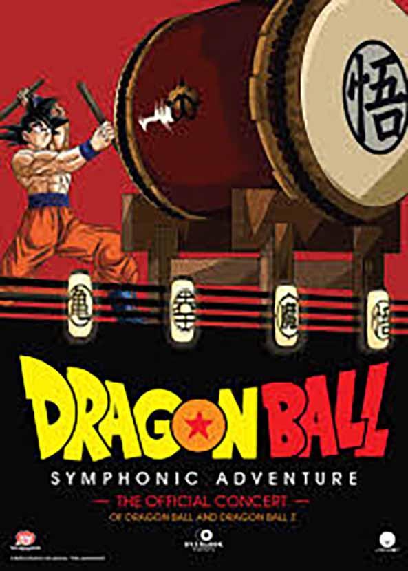 Dragon Ball Symphonic Adventure (Madrid) @ WiZink Center (Palacio de los Deportes)