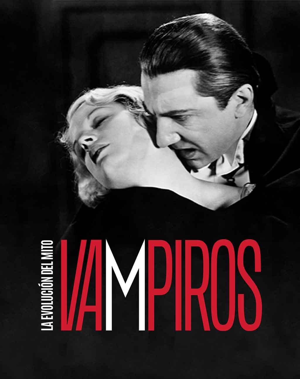 Vampiros: la evolución del mito (Madrid) @ CaixaForum Madrid