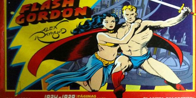 FLASH GORDON: cuando la ciencia ficción y la fantasía se mezclaban en un solo género.