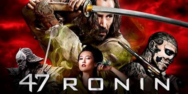47 RONIN: cine oriental según Hollywood.