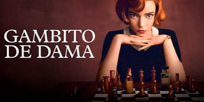 GAMBITO DE DAMA: la soledad del peón que luchaba por ser reina.
