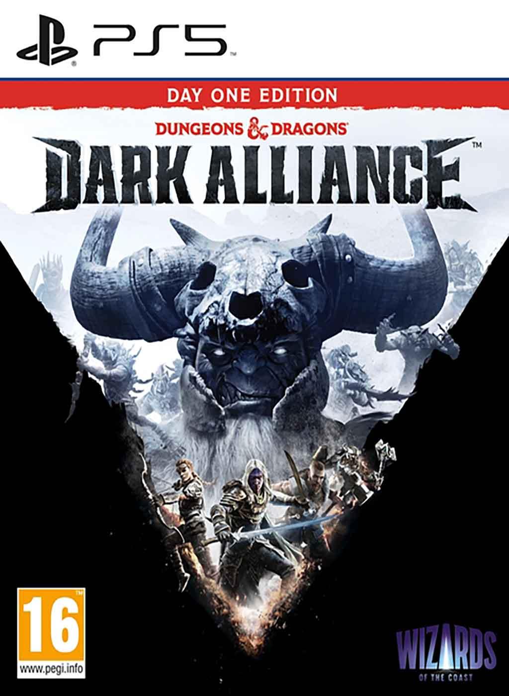Dungeons&Dragons Dark Alliance