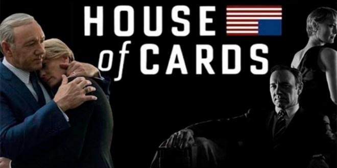 HOUSE OF CARDS: el matrimonio que lucha unido, permanece unido.