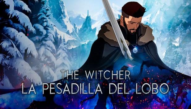 The Witcher la pesadilla del lobo