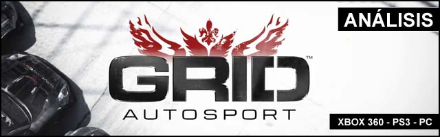 Cab Analisis 2014 GRID Autosport