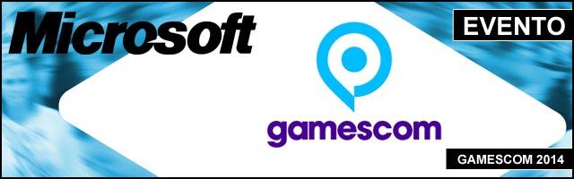 Slider GP 2012 Conferencias Gamescom 2014 Microsoft