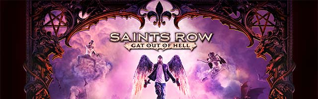 Saints Row Gat Out of Hell Cabecera