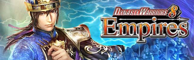 Dynasty Warriors 8 Empire