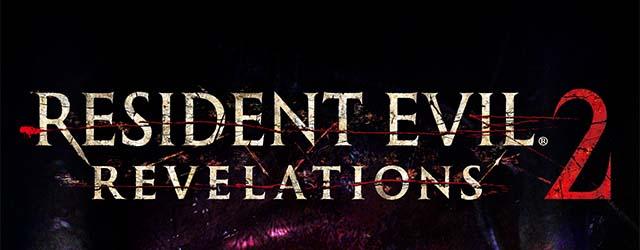 Resident Revelations 2 psvita